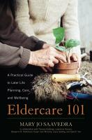Eldercare 101 PDF