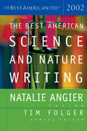 The Best American Science and Nature Writing  2002 PDF