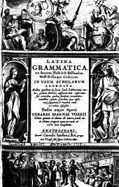 Latina Grammatica