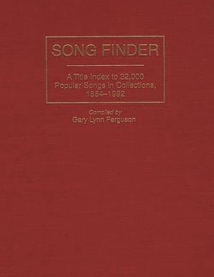 Download Song Finder Book
