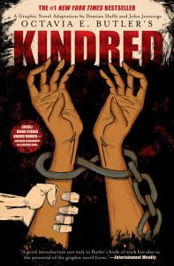 Kindred  A Graphic Novel Adaptation Book