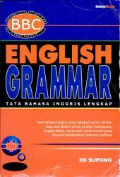 BBC English Grammar; Tata Bahasa Inggris Lengkap