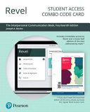Revel for the Interpersonal Communication Book    Combo Access Card PDF