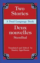 Two Stories/Deux nouvelles: A Dual-Language Book