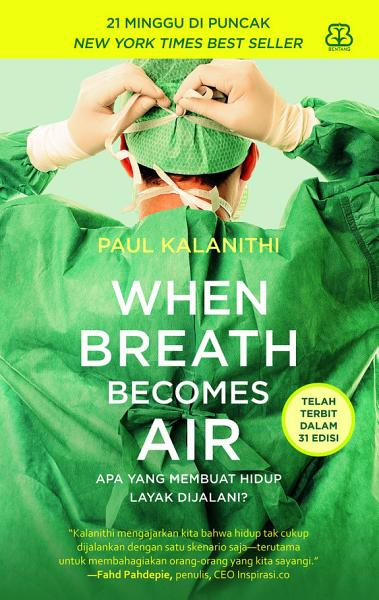 Download When Breath Becomes Air  Indonesian Edition  Book