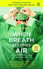 When Breath Becomes Air (Indonesian Edition)