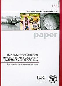 Employment Generation Through Small scale Dairy Marketing and Processing PDF