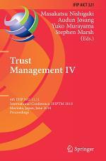 Trust Management IV