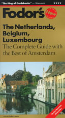 Fodor s the Netherlands  Belgium  Luxembourg PDF