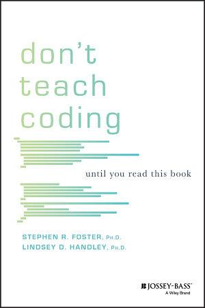 Don t Teach Coding PDF