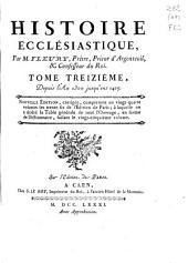 Histoire ecclésiastique: Volume13