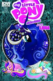 My Little Pony: Micro Series #10 - Luna