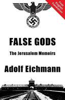 False Gods Book