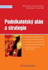 Podnikatelský plán a strategie
