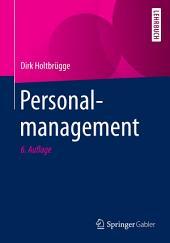 Personalmanagement: Ausgabe 6