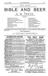 The Freethinker PDF