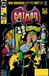 The Batman Adventures (1992-) #15