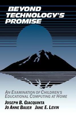 Beyond Technology s Promise PDF