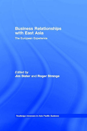 Business Relationships with East Asia PDF