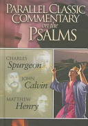 Parallel Classic Commentary on the Psalms PDF