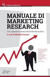 Manuale di marketing research