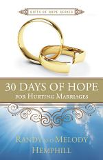 30 Days of Hope for Hurting Marriages