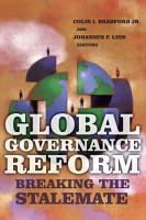 Global Governance Reform PDF