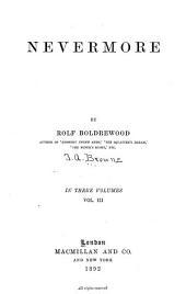 Nevermore: Volume 3