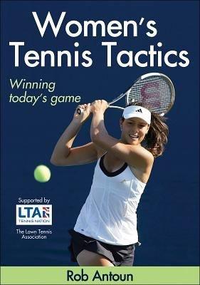 Women s Tennis Tactics PDF