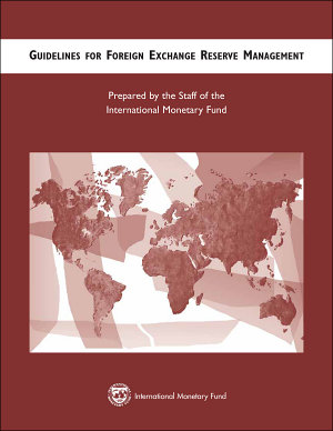 Guidelines for Foreign Exchange Reserve Management PDF