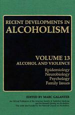 Recent Developments in Alcoholism