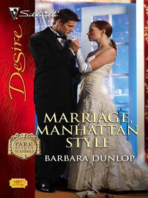Marriage  Manhattan Style PDF