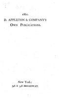 D  Appleton   Company s own Publications  1859 PDF