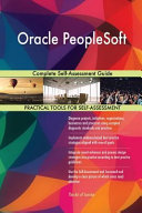 Oracle PeopleSoft Complete Self Assessment Guide PDF