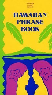 Hawaiian Phrase Book