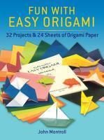 Fun with Easy Origami PDF
