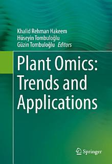 Plant Omics  Trends and Applications Book