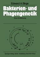 Bakterien  und Phagengenetik