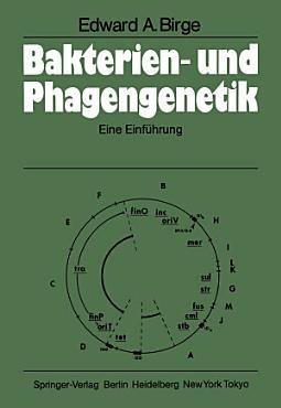 Bakterien  und Phagengenetik PDF