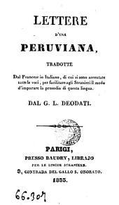Lettres d'une Peruvienne, 2