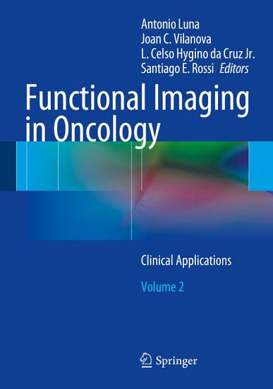 Functional Imaging in Oncology PDF