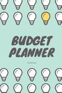 Budget Planner Notebook PDF