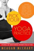 Pick Your Yoga Practice PDF