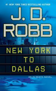 New York to Dallas Book