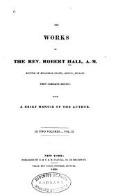 The Works of the Rev. Robert Hall: Volume 2