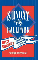 Sunday at the Ballpark PDF