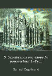 Encyklopedja Powszechna: Tom 15