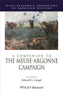 A Companion to the Meuse-Argonne Campaign