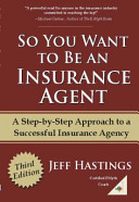 So You Want to Be an Insurance Agent Third Edition PDF