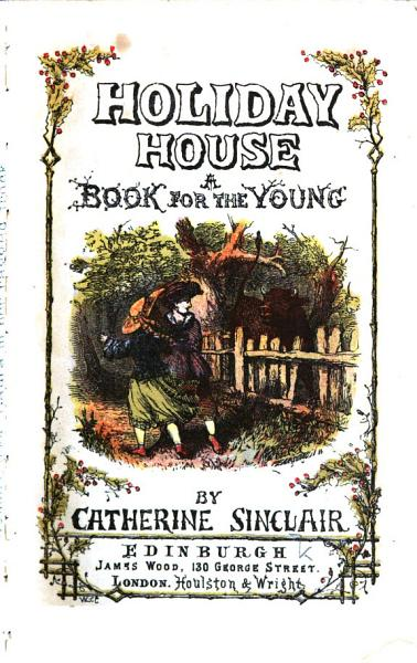 Download Holiday House  A book for the young Book